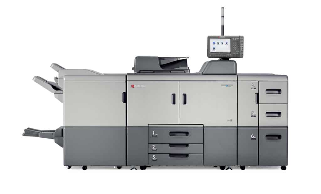 Production Printers Atlanta