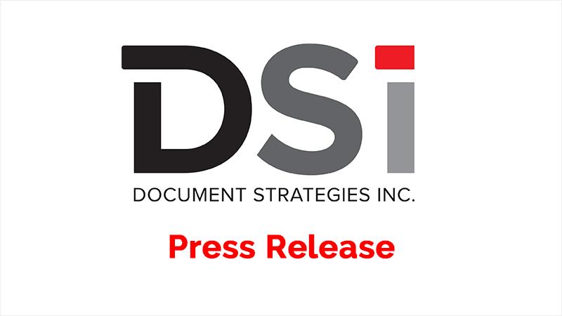 DSI Press Release